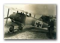 Roland-Flugzeuge 1914-1917 der Luft-Fahzeug-Gesellschaft m.b.H. Abteilung Flugzeugbau Kaiserdamm, Charlottenburg