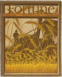 Fortune Magazine.  1935 - 10 (October).