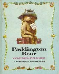 image of Paddington Bear (Paddington Picture Book)