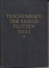 Taschenbuch der Kriegsflottern.  XX  Jahrgang 1922