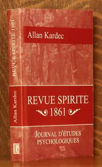 image of REVUE SPIRITE 1861 - JOURNAL D'ETUDES PSYCHOLOGIQUES