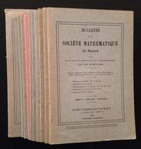 Bulletin de la Societe Mathematique de France (Tomes 85-88, in 11 Vols.) by - - Paperback - First Edition - 1960 - from Appledore Books, ABAA (SKU: 12645)