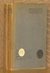 image of MARIUS THE EPICUREAN, HIS SENSATIONS AND IDEAS (2 VOL. SET - COMPLETE)