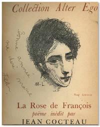 LA ROSE DE FRANCOIS POËME INÉDIT ...