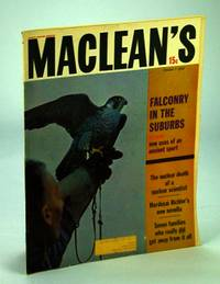 Maclean's, Canada's National Magazine, October (Oct.) 7, 1951 - Radiation Death of Louis Slotin / Mordecai Richler Novella