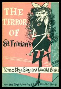 image of THE TERROR OF ST TRINIAN'S - or, Angela's Prince Charming