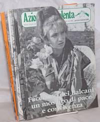 image of Azione nonviolenta (Nonviolent action). 1993:  1-12