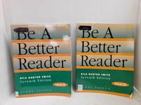 Be a Better Reader Level G Student Workbook and Annotated Teacher's Edition