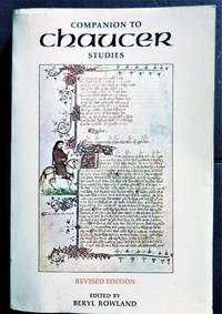 Companion to Chaucer studies