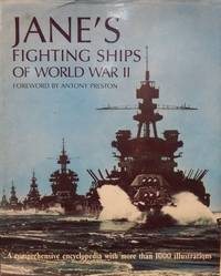 Jane's Fighting Ships of World War II: A Comprehensive Encylopedia with More Than 1000 Illustrations by Not Stated - Hardcover - Reprint - 1989 - from Train World Pty Ltd (SKU: 020757)