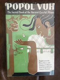 image of Popol Vuh: The Sacred Book of the Ancient Quiche Maya