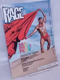 image of Rage Monthly: vol. 11, #2, July 2017: San Diego Pride