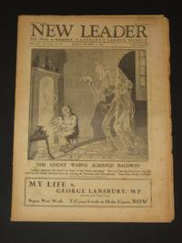 The New Leader Incorporating 'The Labour Leader': October 21st 1927