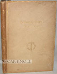 MEMORY OF ROSWELL SMITH, BORN MARCH 30, 1829 DIED APRIL 19, 1892.|A by  George W Cable - 1892 - from Oak Knoll Books/Oak Knoll Press (SKU: 24082)