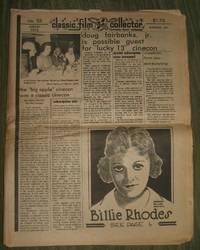 image of Classic Film Collector #53  Winter 1976  Billie Rhodes, D.W. Griffith, Frank Capra, Sonja Henie