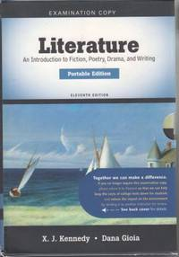 image of Literature; An Introduction to Fiction, Poetry, Drama, and Writing