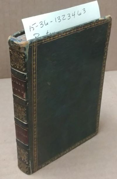 London: John Sharpe, 1825. Hardcover. 32mo; G/no DJ; Hardcover w/out DJ; Spine, green with gold prin...