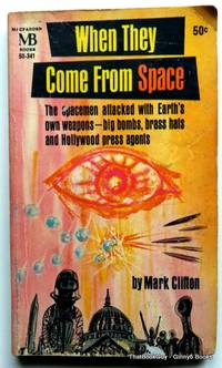When They Came From Space by Mark Clifton - Paperback - 1967 - from ThatBookGuy and Biblio.com
