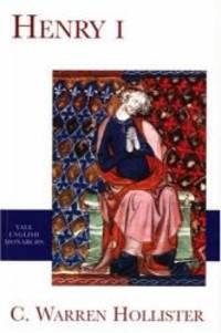 Henry I (The English Monarchs Series)