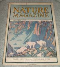 image of Nature Magazine for January 1928