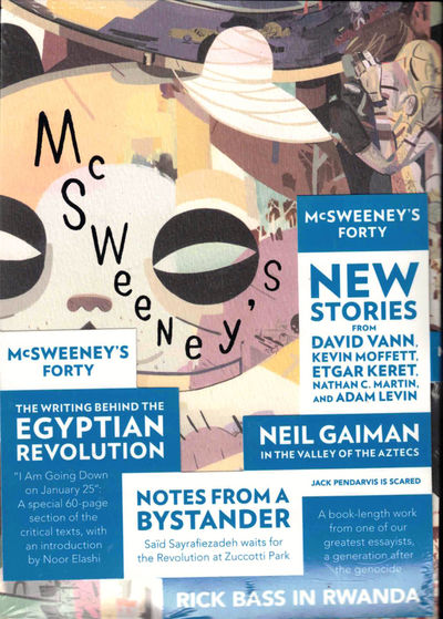 SF: McSweeney's, 2003. Hardcover. As new. As new in publisher's shrinkwrap.