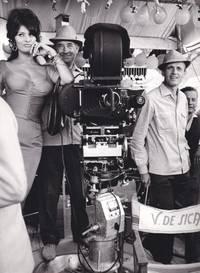 Boccaccio '70 (Original photograph of Otello Martelli and Sophia Loren on the set of the 1962 film)