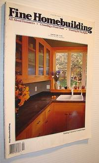 Fine Homebuilding Magazine, September 1994 - No. 90: Making Concrete Countertops