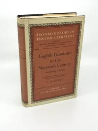image of English Literature in the Sixteenth Century Excluding Drama