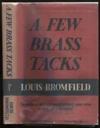 A Few Brass Tacks