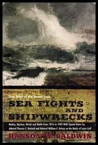 SEA FIGHTS AND SHIPWRECKS