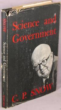 image of Science and Government.