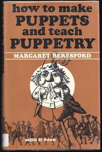 image of How To Make Puppets And Teach Puppetry