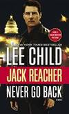 Never Go Back: Never by Lee Child - 2016-09-06