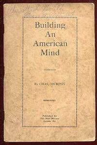 Building an American Mind