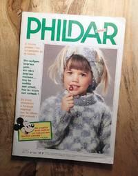 PHILDAR MAILLES : No. 120, 1995 : A Tricoter Pendant l'ete les Panoplies de la Rentree ... avec Mickey Mouse (FRENCH EDITION)