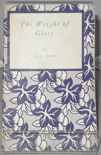 image of The Weight of Glory [Little Books on Religion, No. 189]