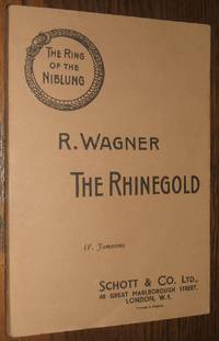 image of The Rhinegold Prelude to the Trilogy: the Ring of the Niblung