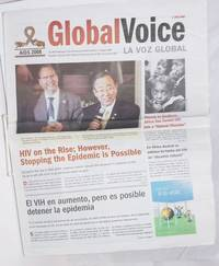 image of Global Voice/La voz Global: the official newspaper of the XVII International AIDS Conference, 3-8 August 2008; 5/08/2008