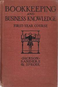 image of Bookkeeping and Business Knowledge First Year Course