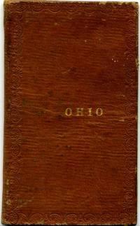 OHIO [folding pocket map].