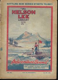 """image of THE NELSON LEE LIBRARY; The St. Frank's Weekly: No 522, July 25, 1925 (""""Adventure Bound!"""")"""