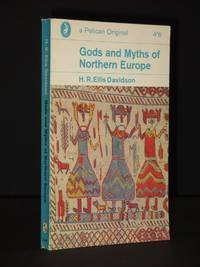 Gods and Myths of Northern Europe: (Pelican Book No. A670)