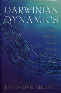 Darwinian Dynamics: Evolutionary Transitions in Fitness and Individuality