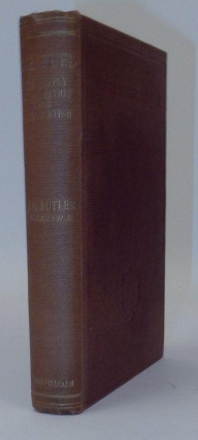 London: Charles Griffin & Company, Limited, 1914. Cloth. Very Good. xiv, 328, pages. 8vo. Maroon peb...