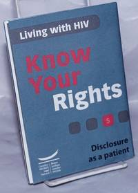 image of Living with HIV: Know Your Rights 5 [brochure] disclosure and post-secondary education