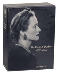 The Duke & Duchess of Windsor - 3 Volumes in Slipcase - Sale 7000