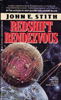 Redshift Rendezvous by  John E Stith - Paperback - First Mass Market Paperback Printing - 1990 - from Bookmarc Books and Biblio.co.uk