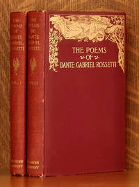 image of THE POETICAL WORKS OF DANTE GABRIEL ROSSETTI - 2 VOL. SET (COMPLETE)
