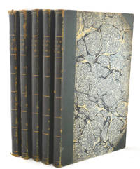 The Natural History of British Shells including figures and descriptions of All the Species Hitherto discovered in Great Britain Systematically Arranged in the Linnean Manner with scientific and general observations on each. Vols I-V