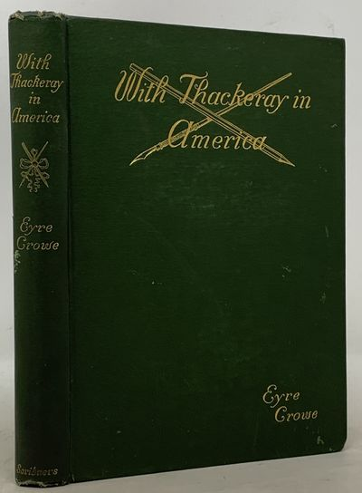 New York: Charles Scribner's Sons, 1897. 1st edition (NCBEL III, 860). Green cloth binding with gilt...